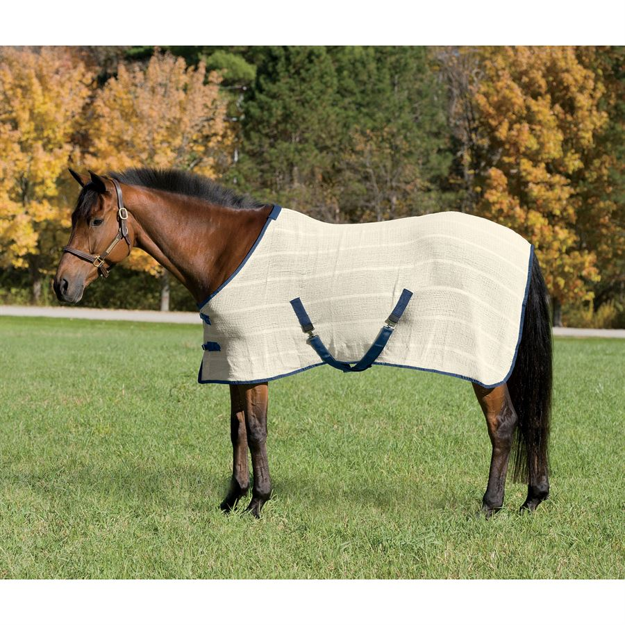 Dover Saddlery Irish Knit Anti Sweat Sheet