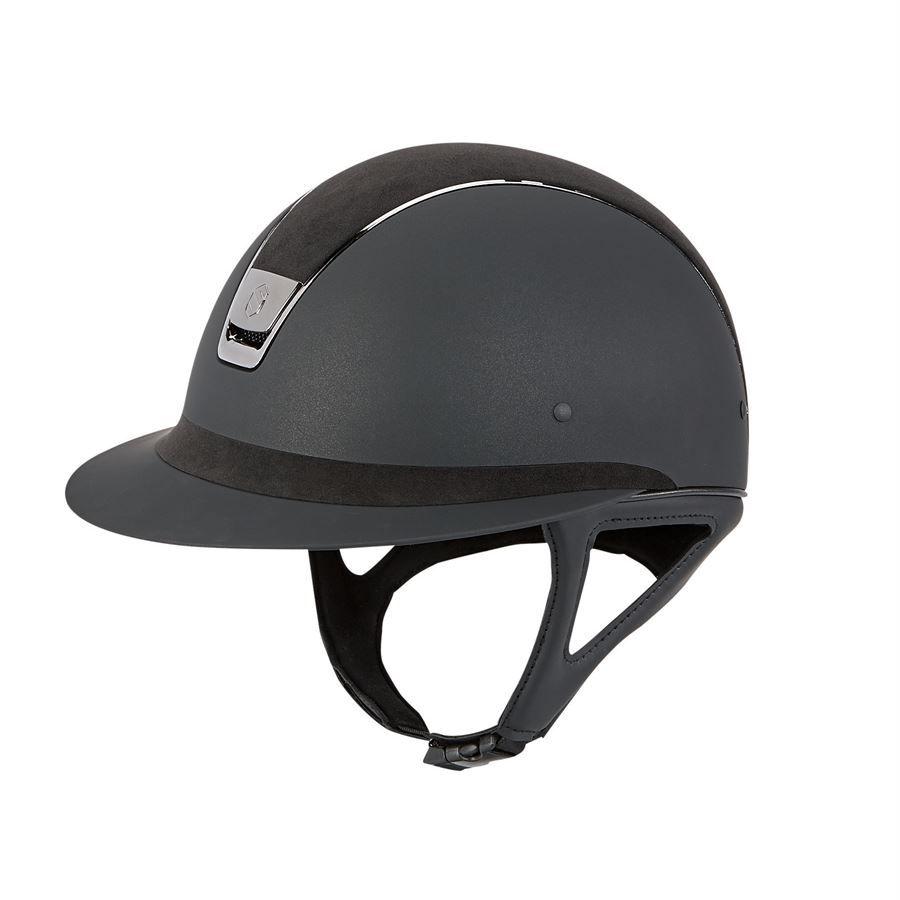d014ce0d589 Samshield® Miss Shield Shadowmatt® Helmet** | Dover Saddlery