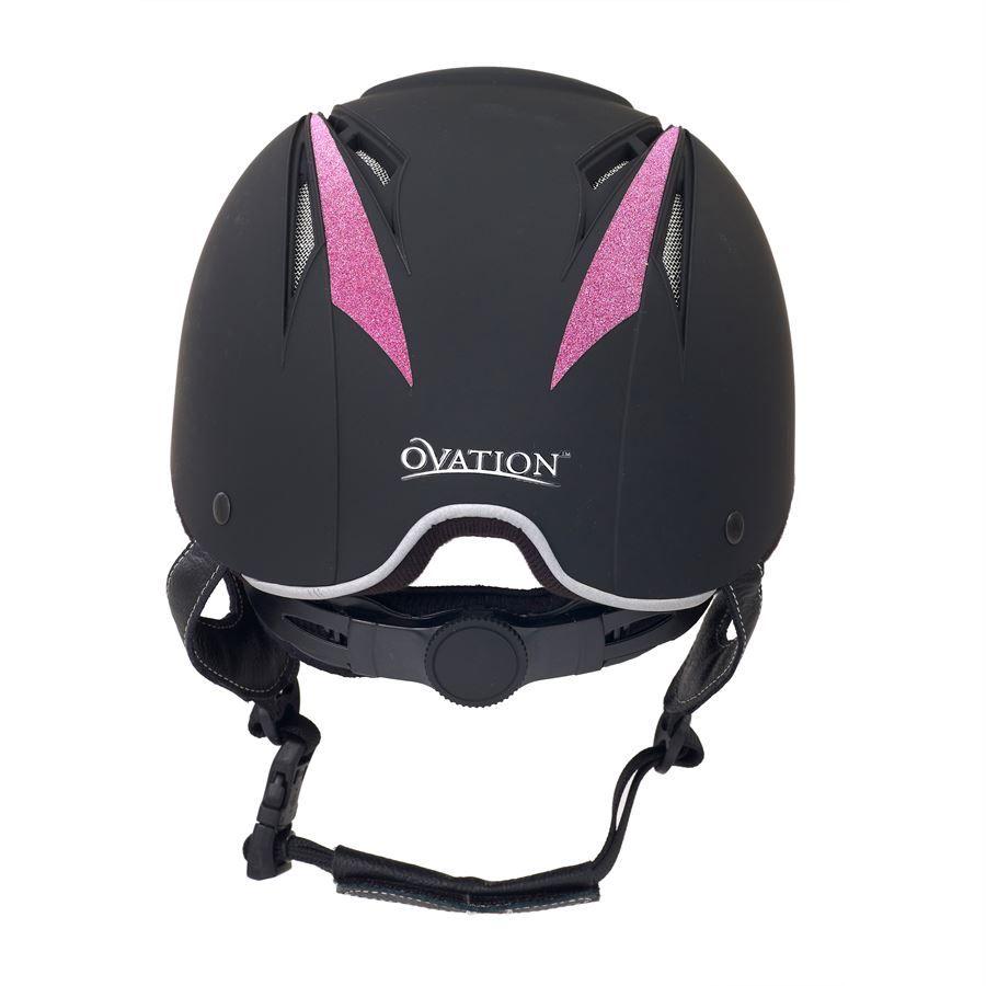 Ovation Womens Z-6 Glitz Riding Helmet