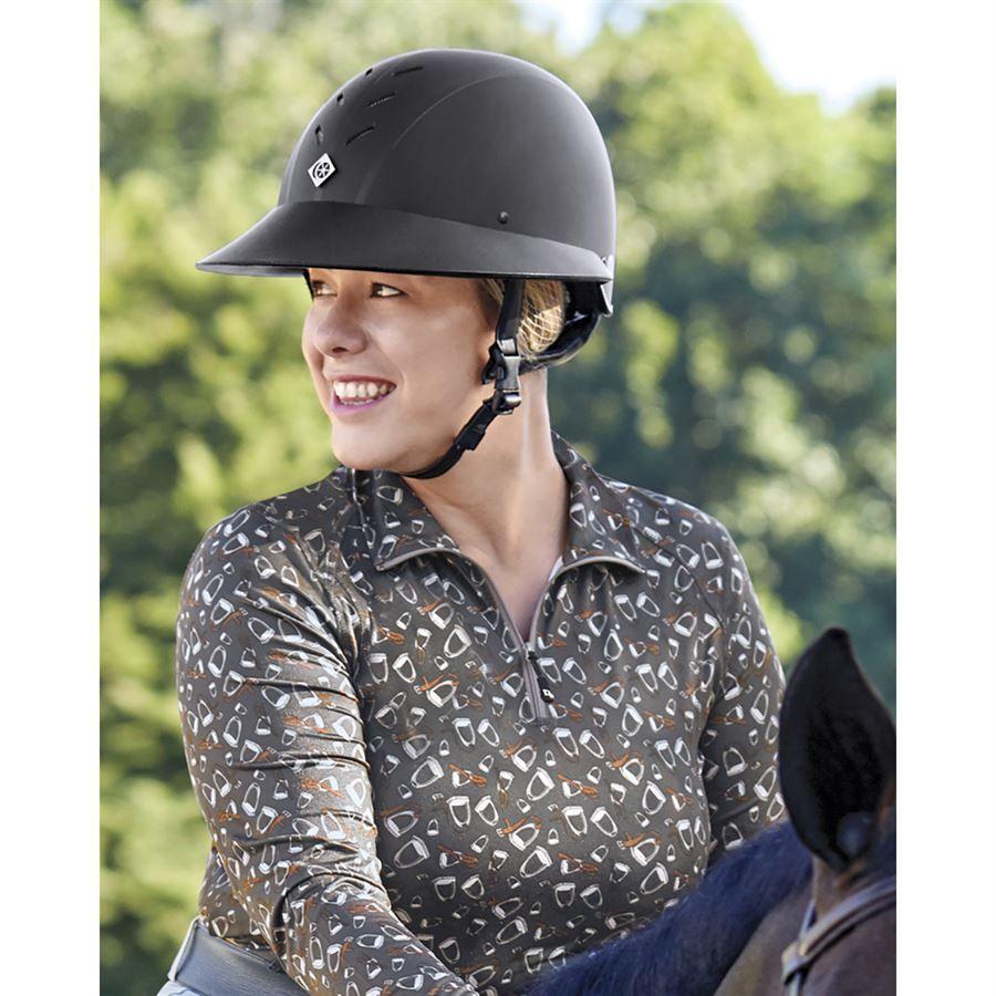 New Charles Owen GR8 Horse Riding Hat Helmet Headwear Low profile PAS015.2011