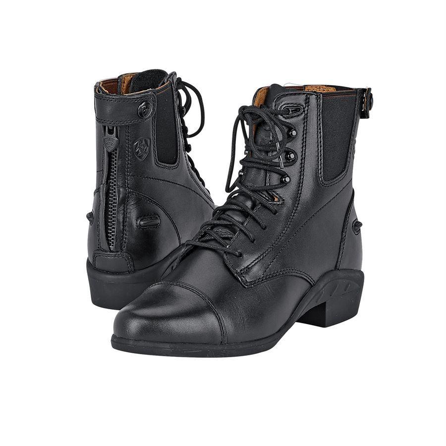 89467557c4d Ariat® Ladies' Performer Back Zip IV Paddock Boots