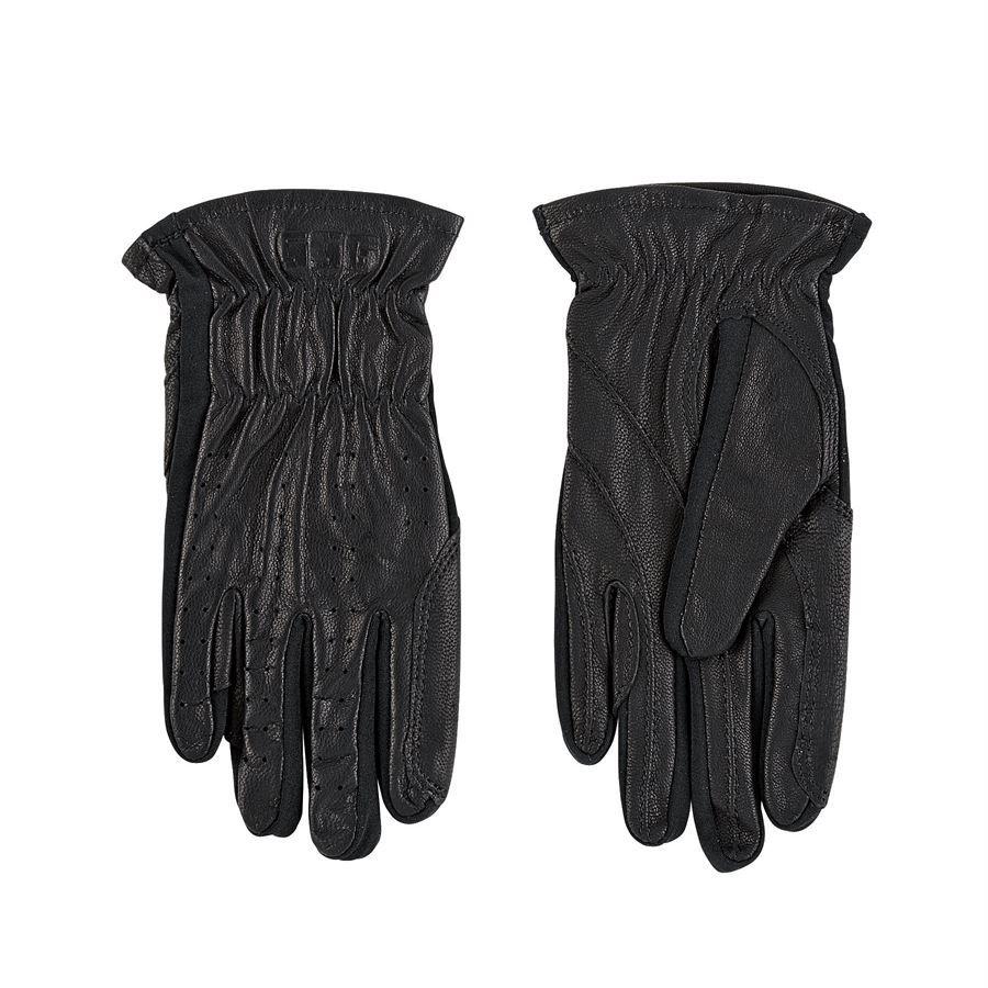 childs pro show ssg gloves black .size 4
