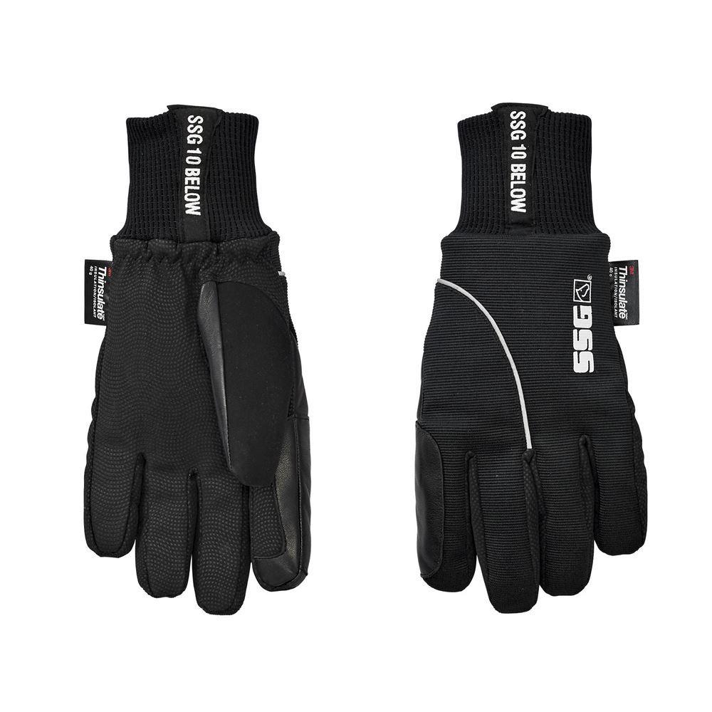 SSG Gloves 6400 10 Below Riding