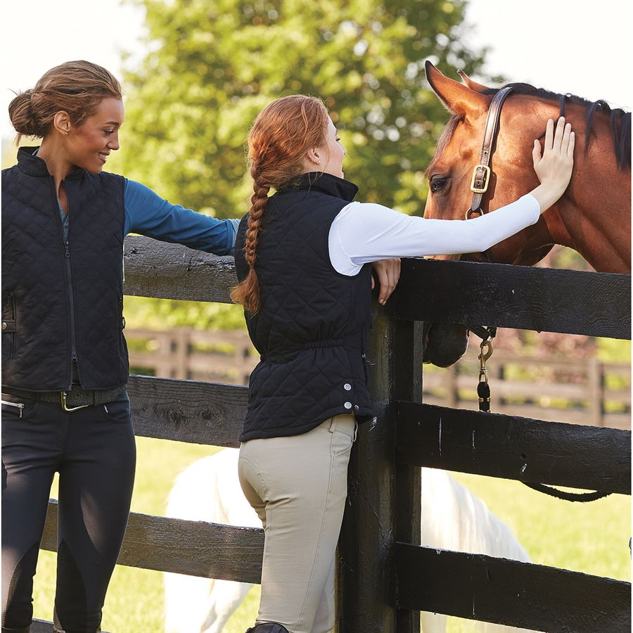 Dover Saddlery® Ladies' Quilted Vest | Dover Saddlery : quilted riding vest - Adamdwight.com