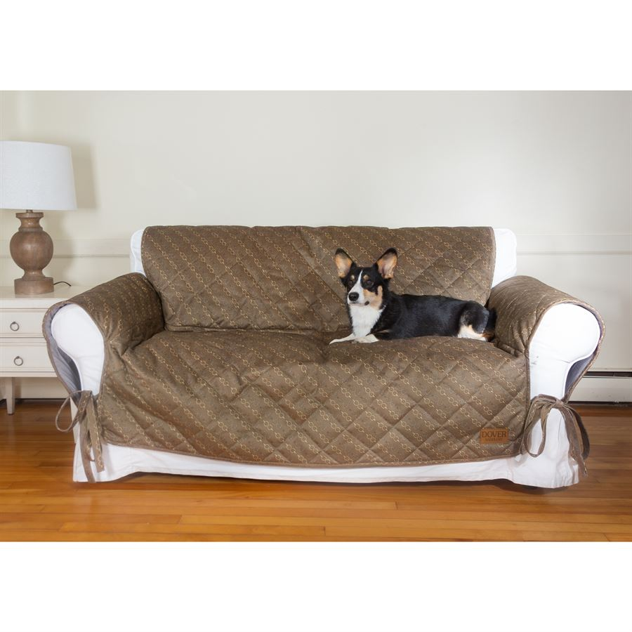 Dover Saddlery Medium Bit By Dog Proof Couch Protector