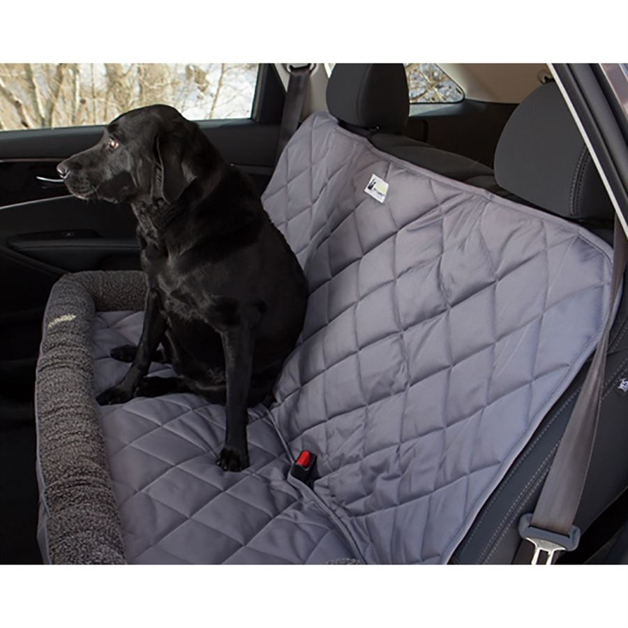 Car Seat Protector >> No Slip Fleece Back Seat Protector With Bolster Dover Saddlery
