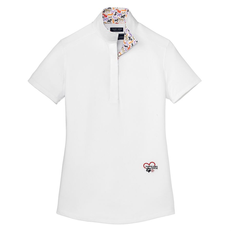 Danny Rons Rescue Talent Yarn Short Sleeve Show Shirt By Essex