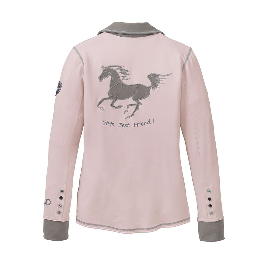 Goode Rider Girls Polo Shirt Dover Saddlery
