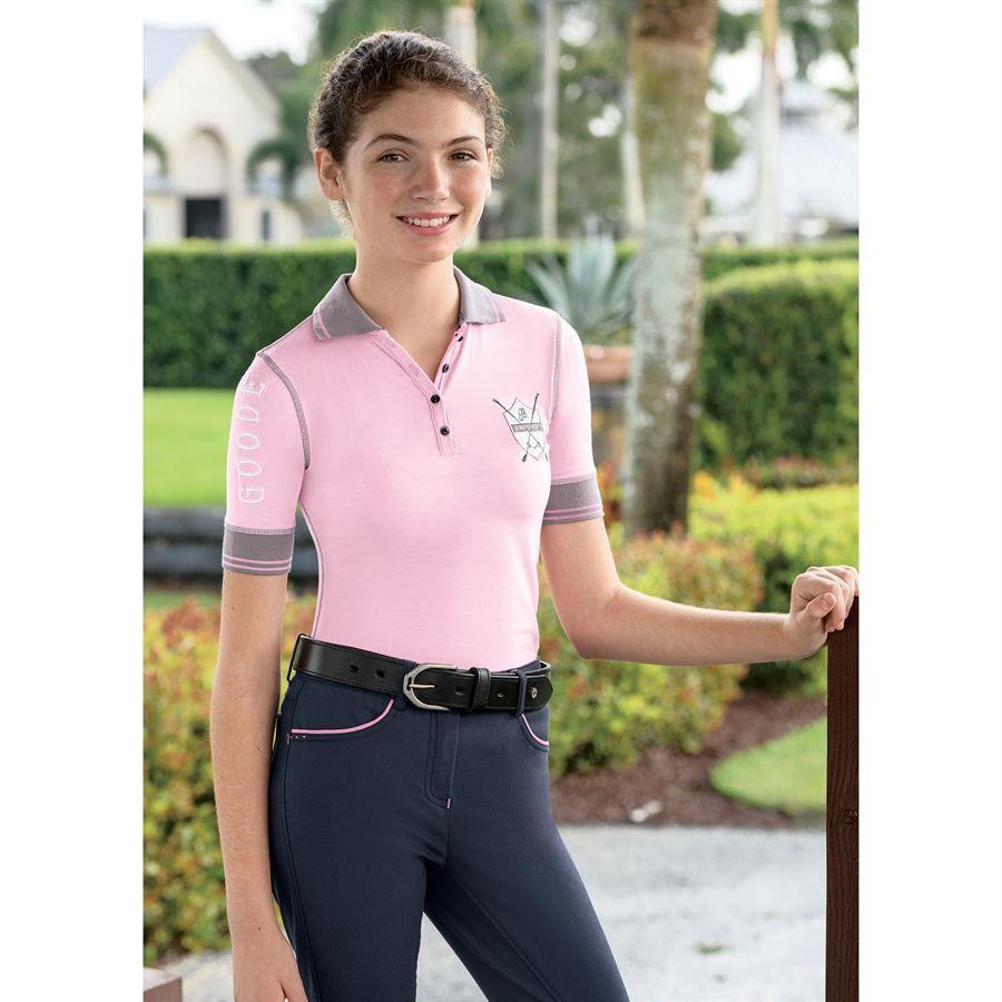Goode Rider Performance Fleece Shirt,