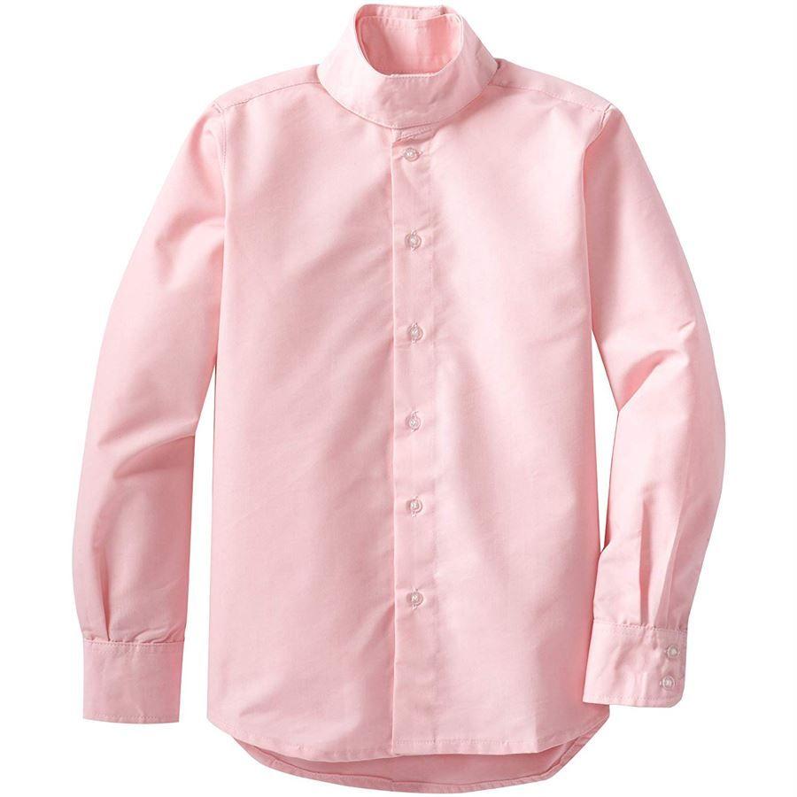 TuffRider Girls Starter Short Sleeve Show Shirt