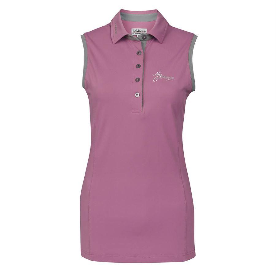 LeMieux Womens Polo Short Sleeves Shirt