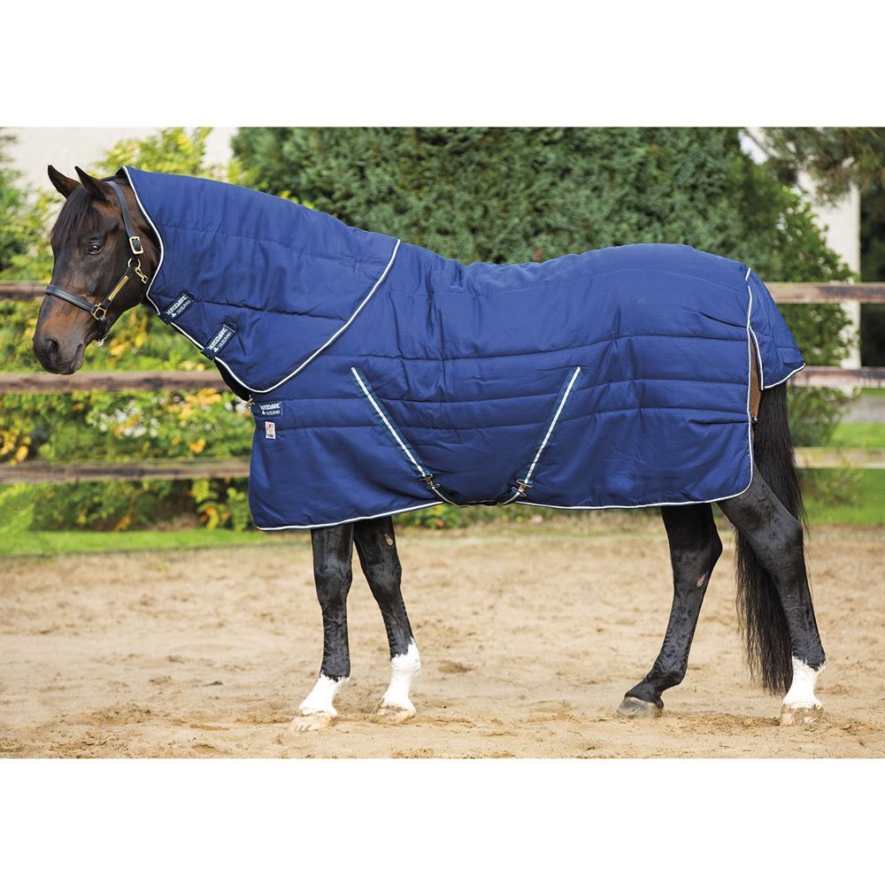 Horseware Ireland Rambo Le Vari Layer With Removable Hood 450 Gram