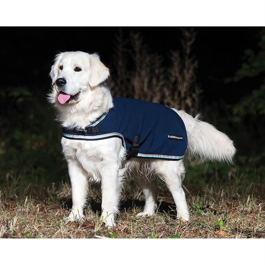 Horseware Ireland Rambo Waterproof Fleece Dog Rug