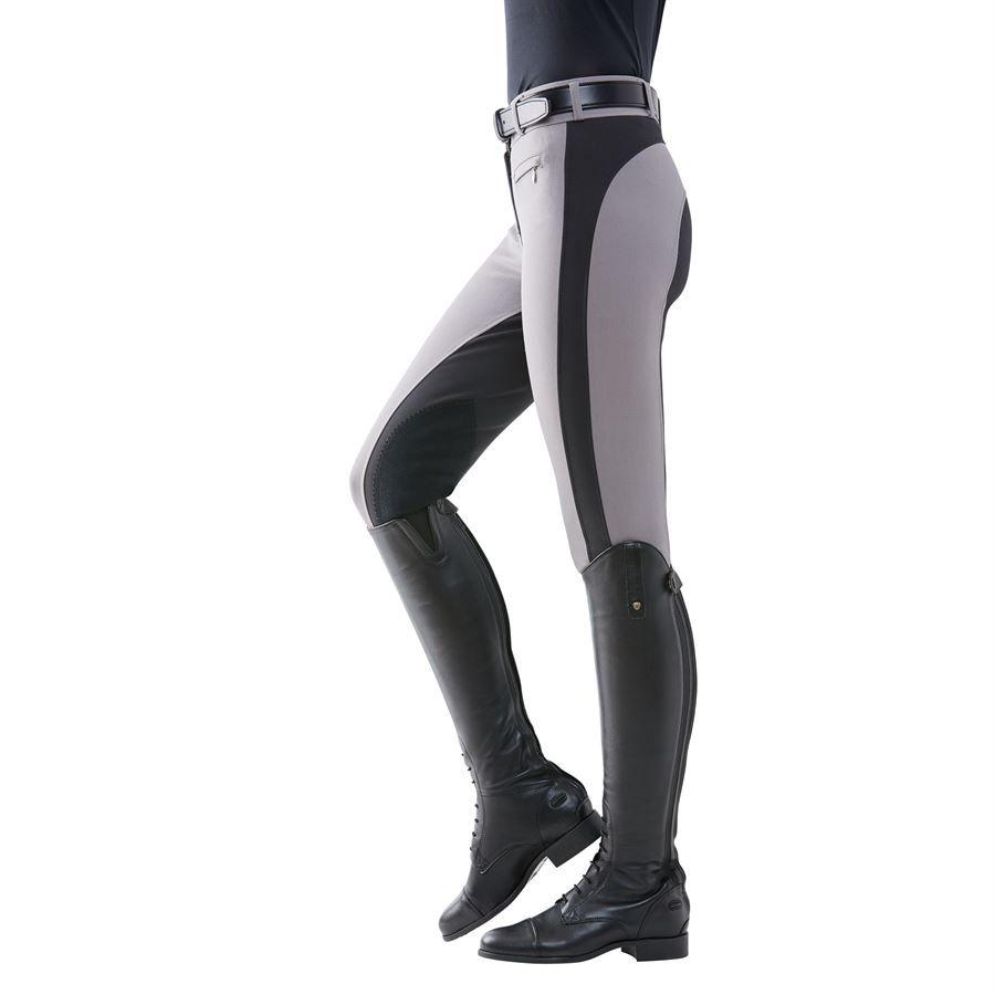 Ralph lauren leather/suede patch equestrian leggings jodhpur.