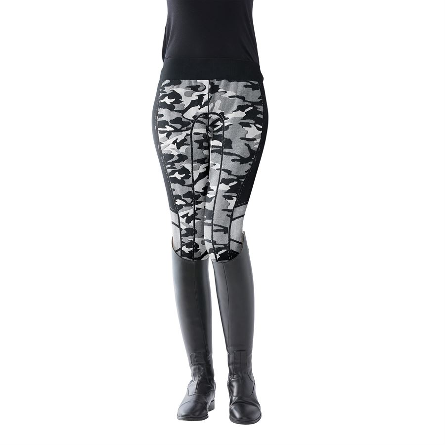 0a945767b1b1a Goode Rider™ Ladies' Bodysculpting Seamless Full-Seat Tight   Dover ...