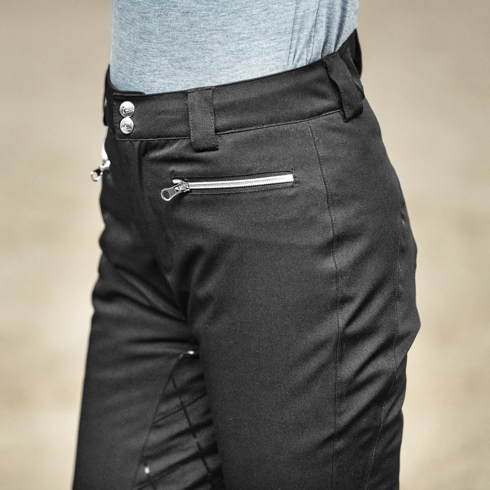 Details about  /Horze Women/'s Adeline Full Seat Bootcut Breeches Silicone Grip