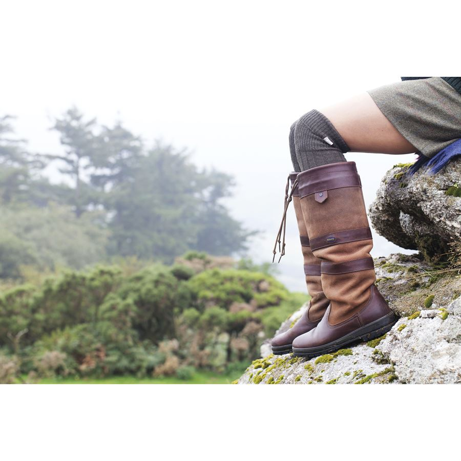 def39e0b749 Dubarry of Ireland Ladies  Galway Country Boots