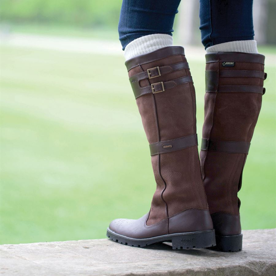 cded440835e Dubarry Ladies' Longford Country Boots