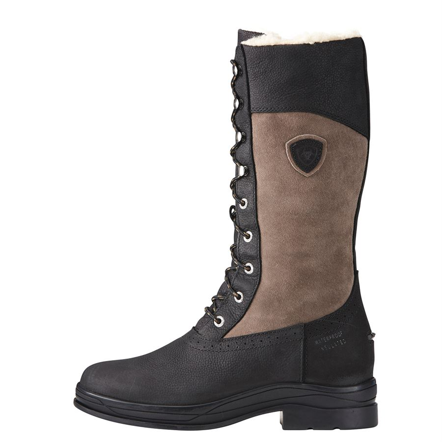 Ariat 174 Ladies Wythburn H2o Insulated Boot Dover Saddlery