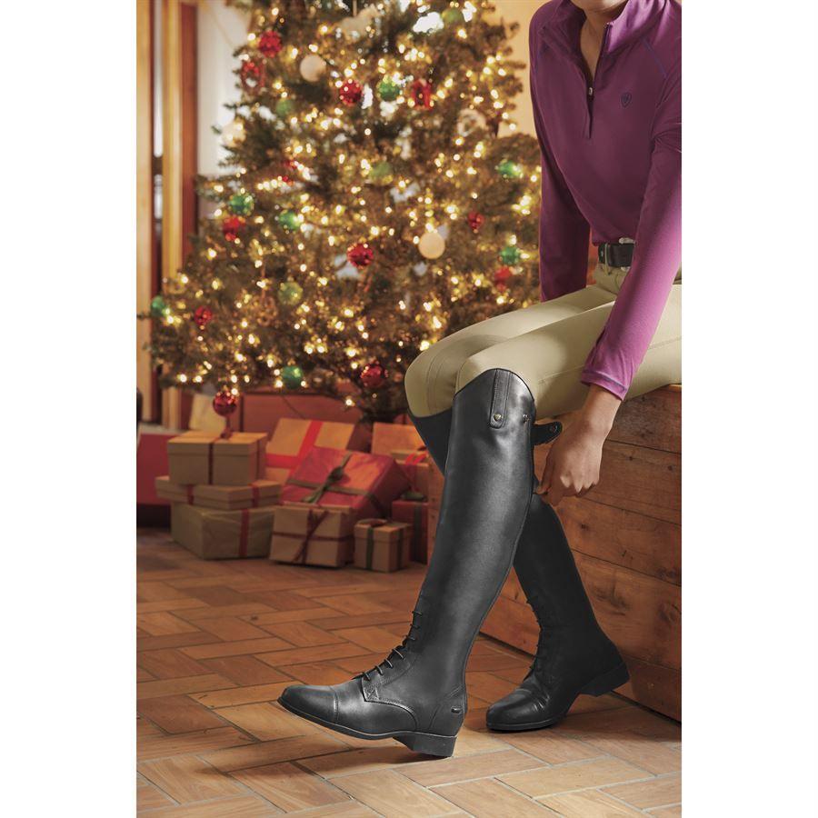 Ariat Ladies Heritage Contour Ii Field Boots Dover Saddlery