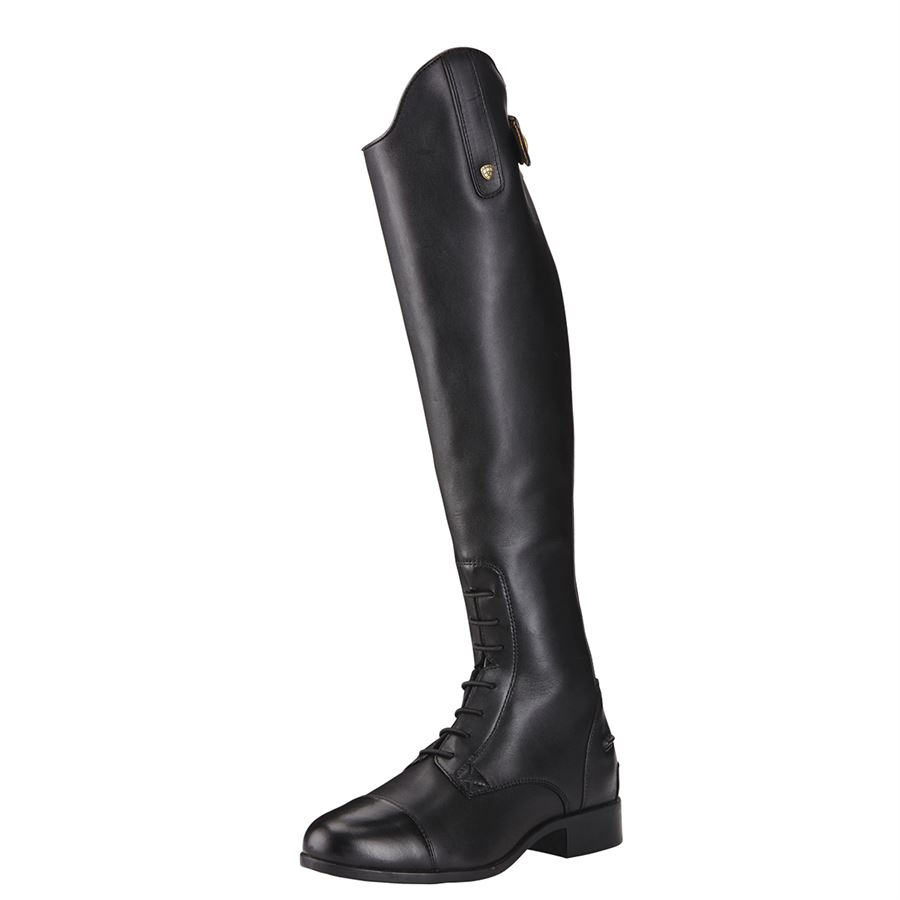 86822bd0cb0d5 Ariat® Ladies' Heritage Contour II Field Boots | Dover Saddlery