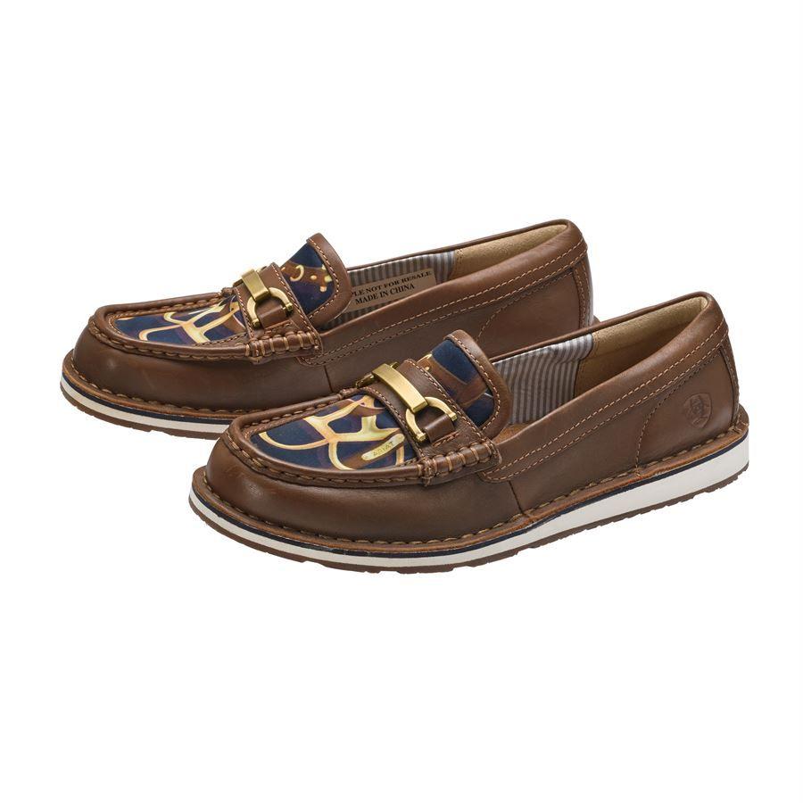 Ariat® Ladies' Ivy Cruiser Loafers
