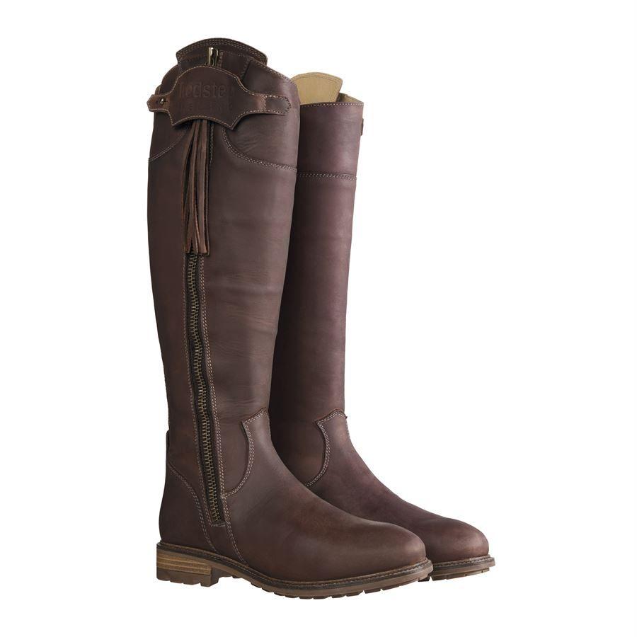Tredstep Las Cashel Side Zip H2o Boots