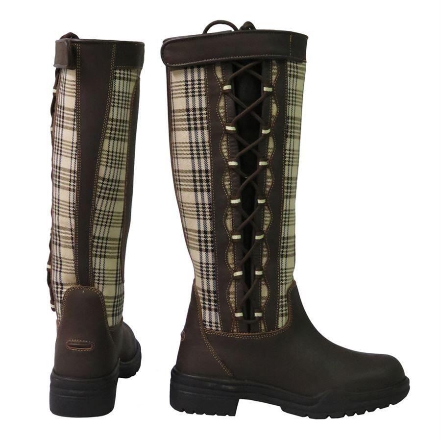 ee0ff8cca77 Baker® Ladies' Ajuste Waterproof Leather Country Boots