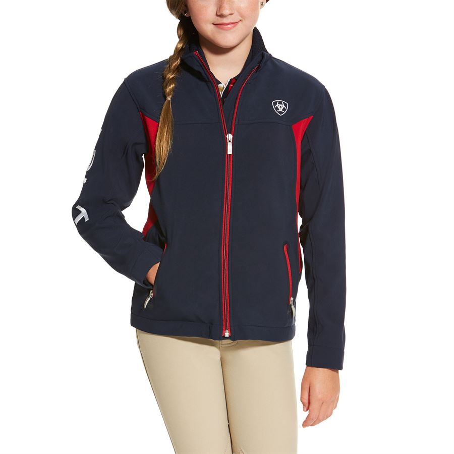 Ariat 174 Youth Team Soft Shell Jacket Dover Saddlery